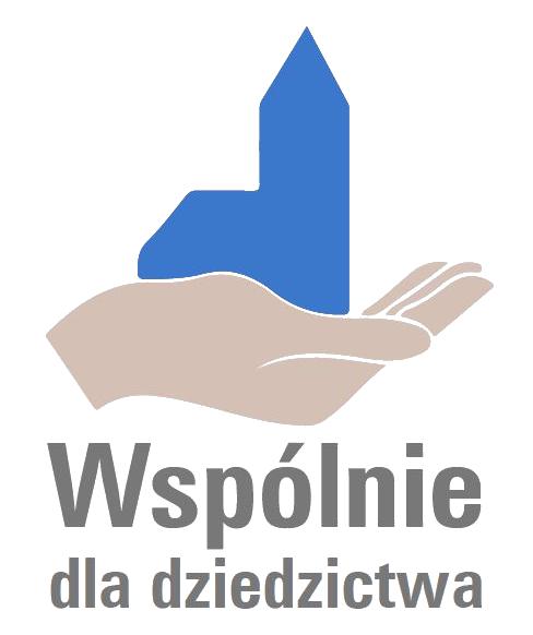 Logotyp akcji Wspólnie dla dziedzictwa